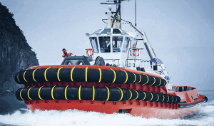 tugboat fenders