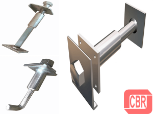 Anchor For rubber fender